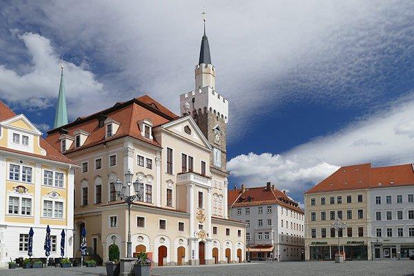 Rathaus von Löbau