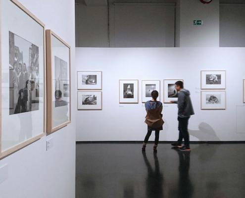 Fred Stein Fotografie im Stadtmuseum Dresden