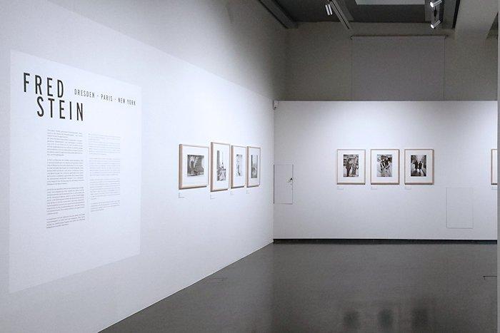 Ausstellung mit Fotografien von Fred Stein, Stadtmuseum Dresden 1