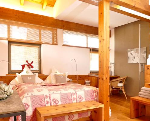 einfach schön Themen-Zimmer Alpenchalet
