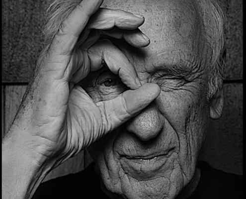 Porträtfoto Thomas Hoepker- Foto: Stephen Reel