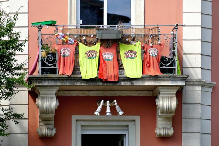 T-Shirt Balkon
