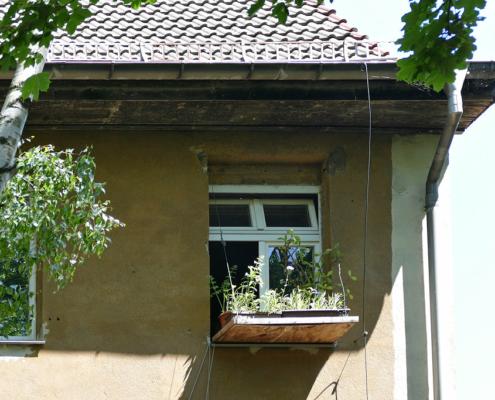 Das erweiterte Fensterbrett